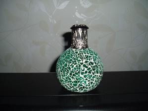 Katalytická lampa... Čistíme si vzduch a voníme :-)