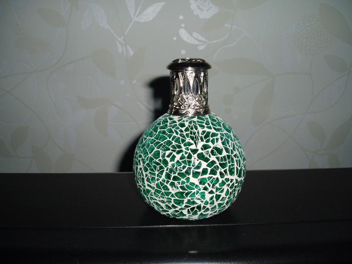 Detaily, dekorace... - Katalytická lampa... Čistíme si vzduch a voníme :-)