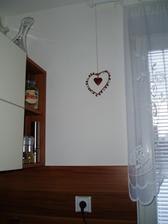 srdíčko v kuchyni