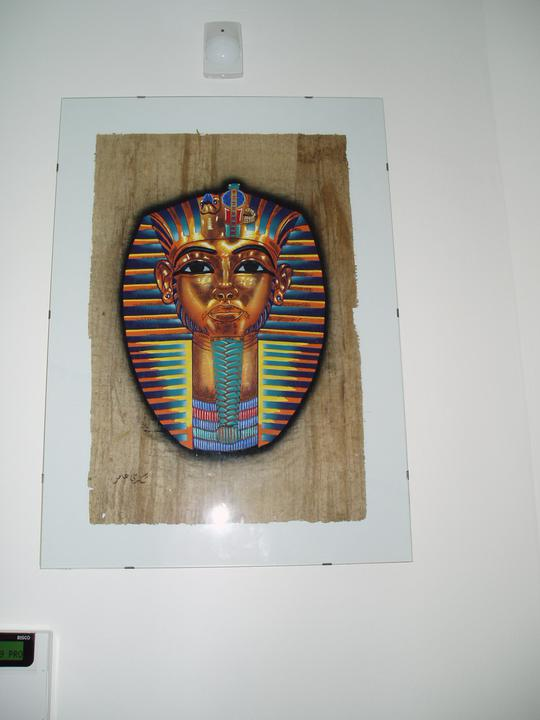 Detaily, dekorace... - Dárek z Egypta