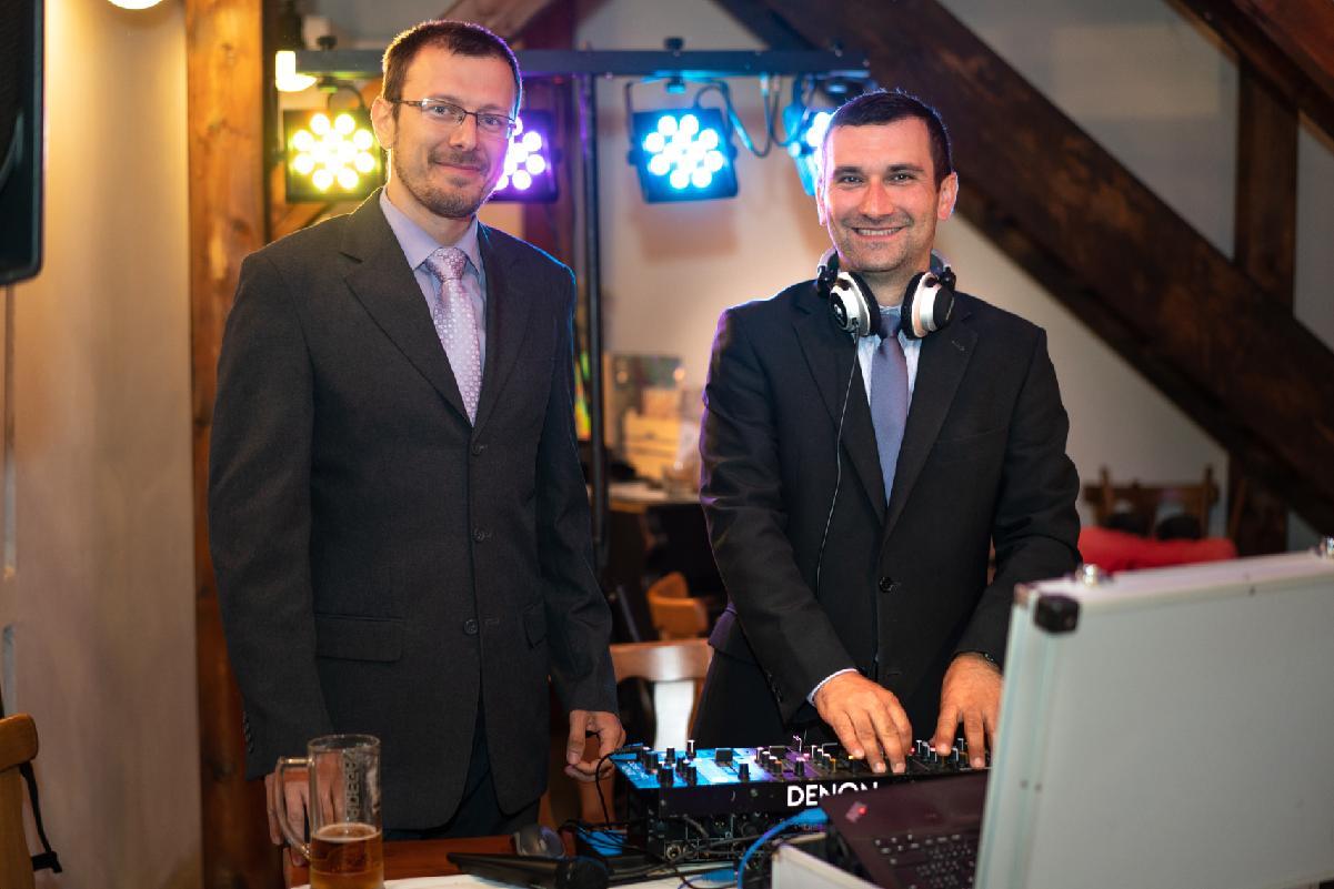 DJ MLN - specializace na svatby - 2018 (Martin Hladík a Miloš Kundrát)