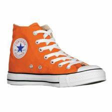 Converse oranžová