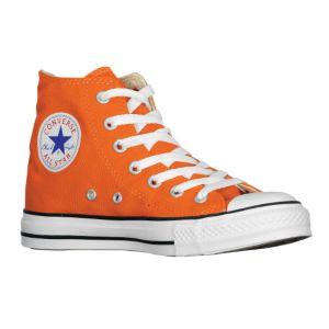 Přípravy zpětně:-) - Converse oranžová