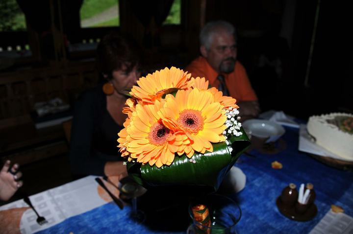 Přípravy zpětně:-) - Svatební kytice reál