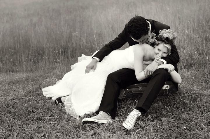 Prcudlík{{_AND_}}Miškus - Černobílé fotky jsou pořád nejvíc romantické:-)
