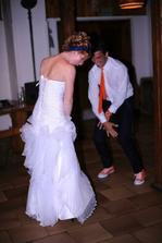 První svatební tanec po našem:-) Ray Charles