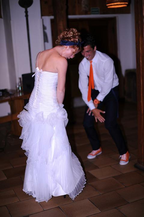 Prcudlík{{_AND_}}Miškus - První svatební tanec po našem:-) Ray Charles