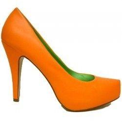 Přípravy zpětně:-) - Oranžové