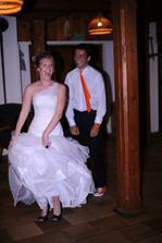 I ženich se neudžel smíchy:-)