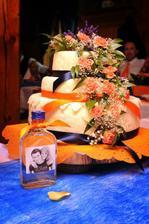 svatební dort se slivovicí:-)
