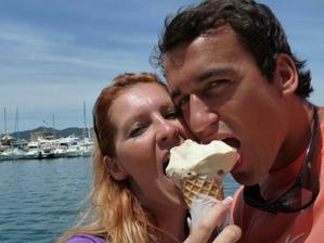 St. Tropez svatební cesta