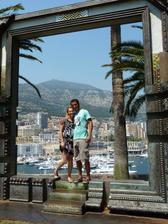 sladká Francie - Monaco