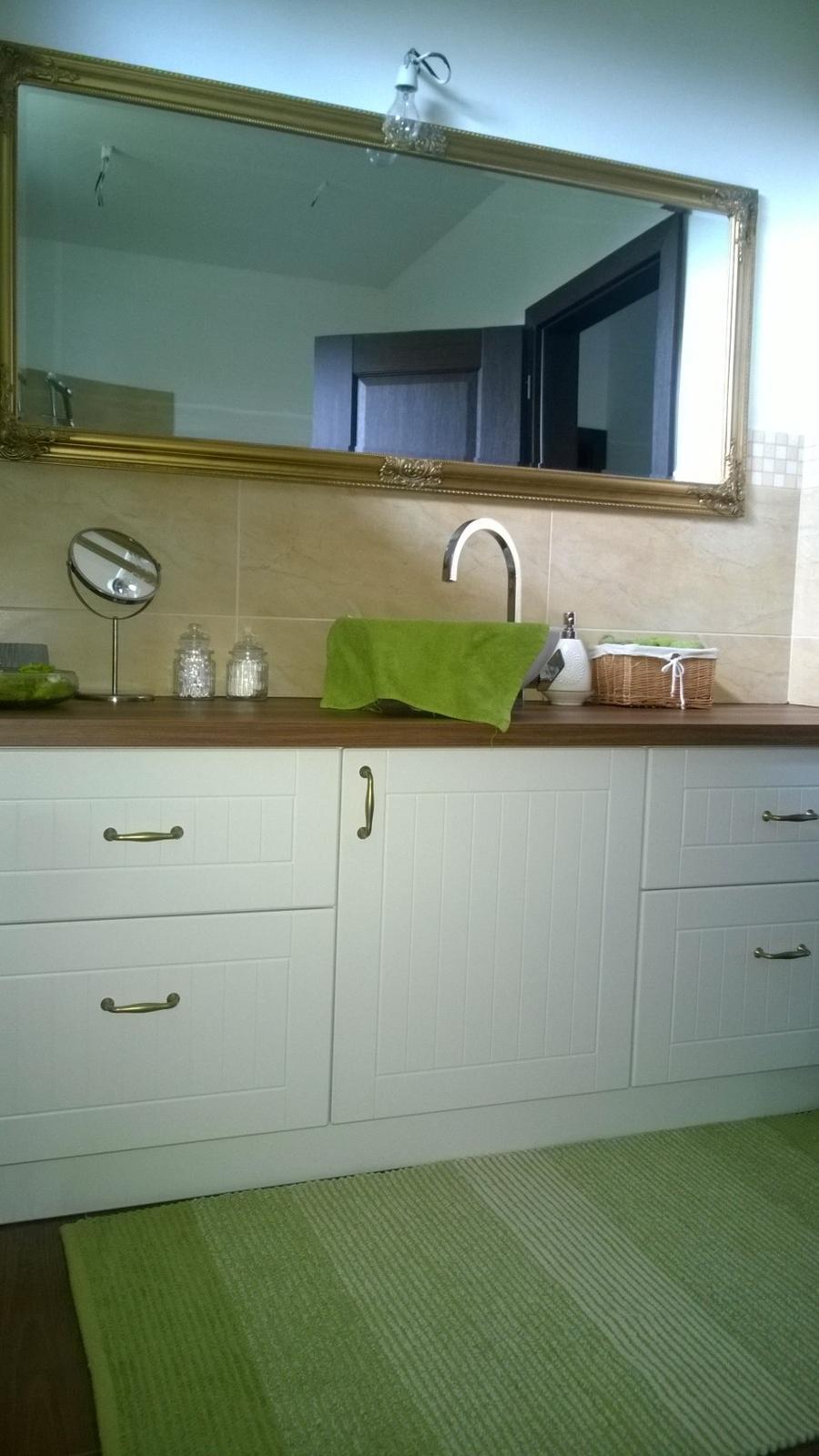 Náš domov :) - Detská kúpeľňa...zatiaľ hosťovská 😉