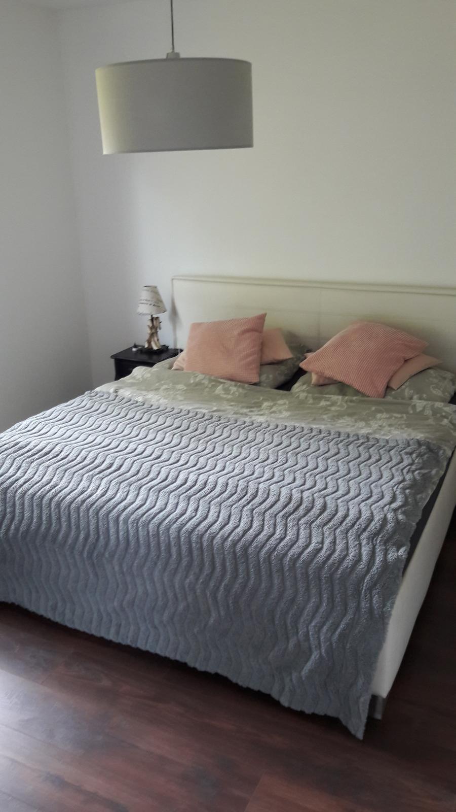 Náš domov :) - Spálňa ešte ju čaká resfresh 😉