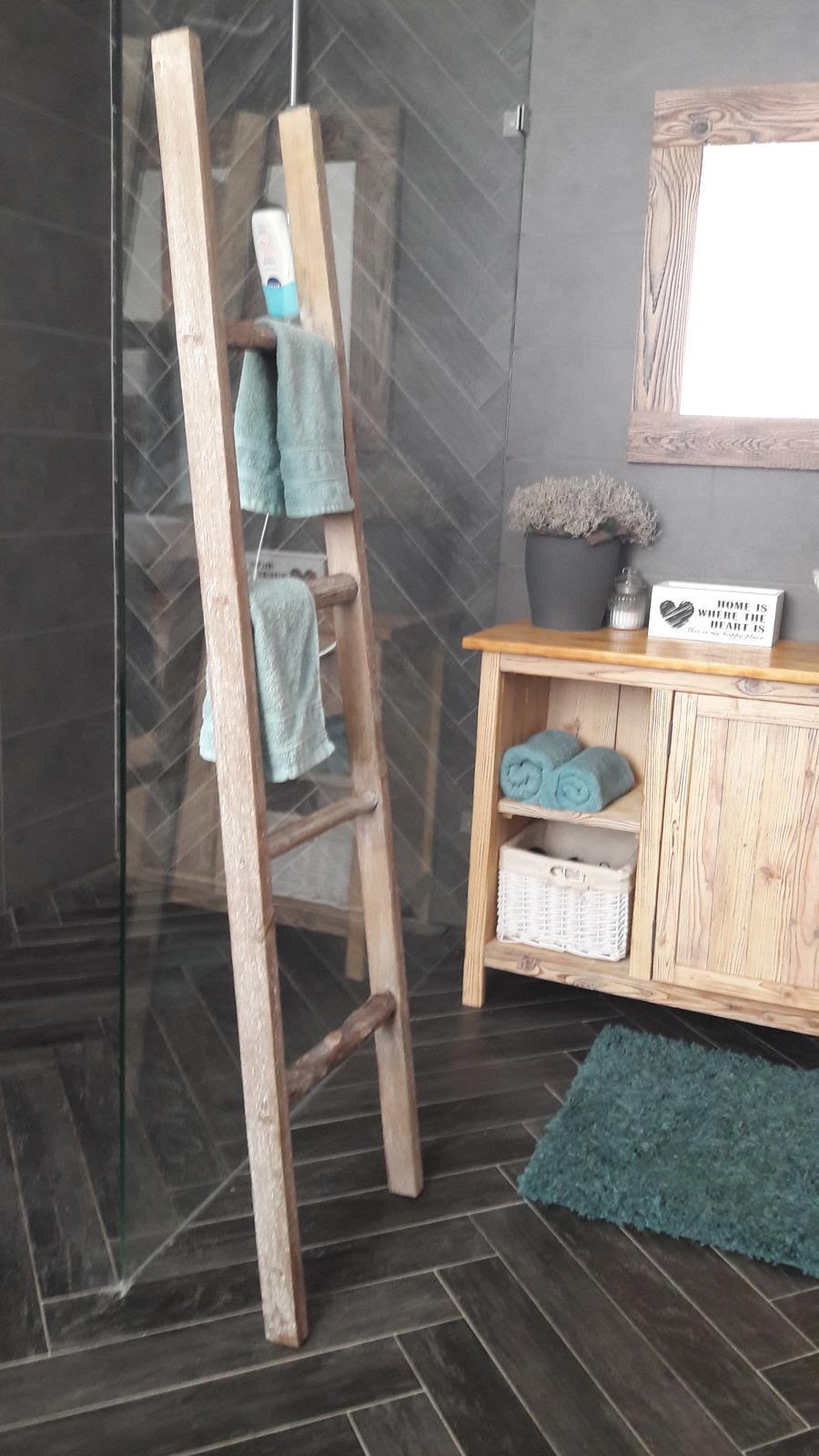 Náš domov :) - Nový dlho hľadaný kúsok do našej kúpeľne 😉