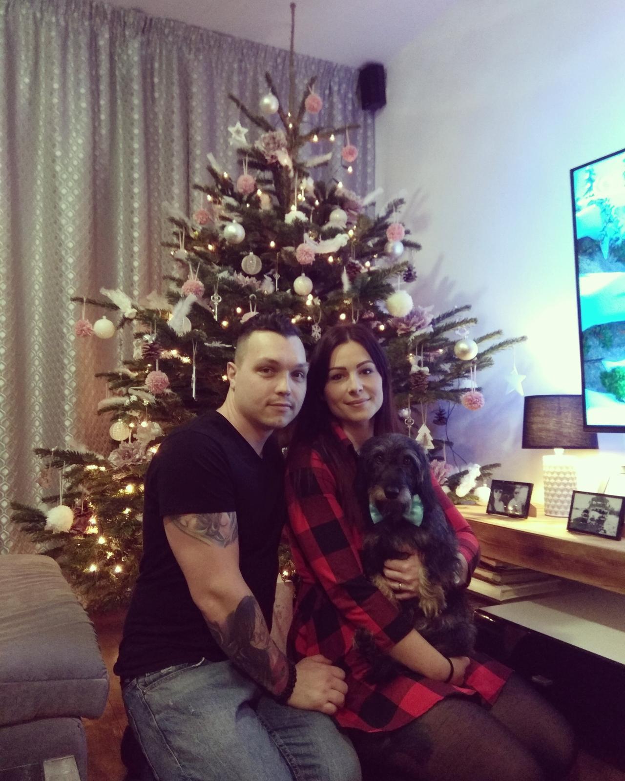 Náš domov :) - najväčší darček je môj manžel a nás psí miláčik 😍