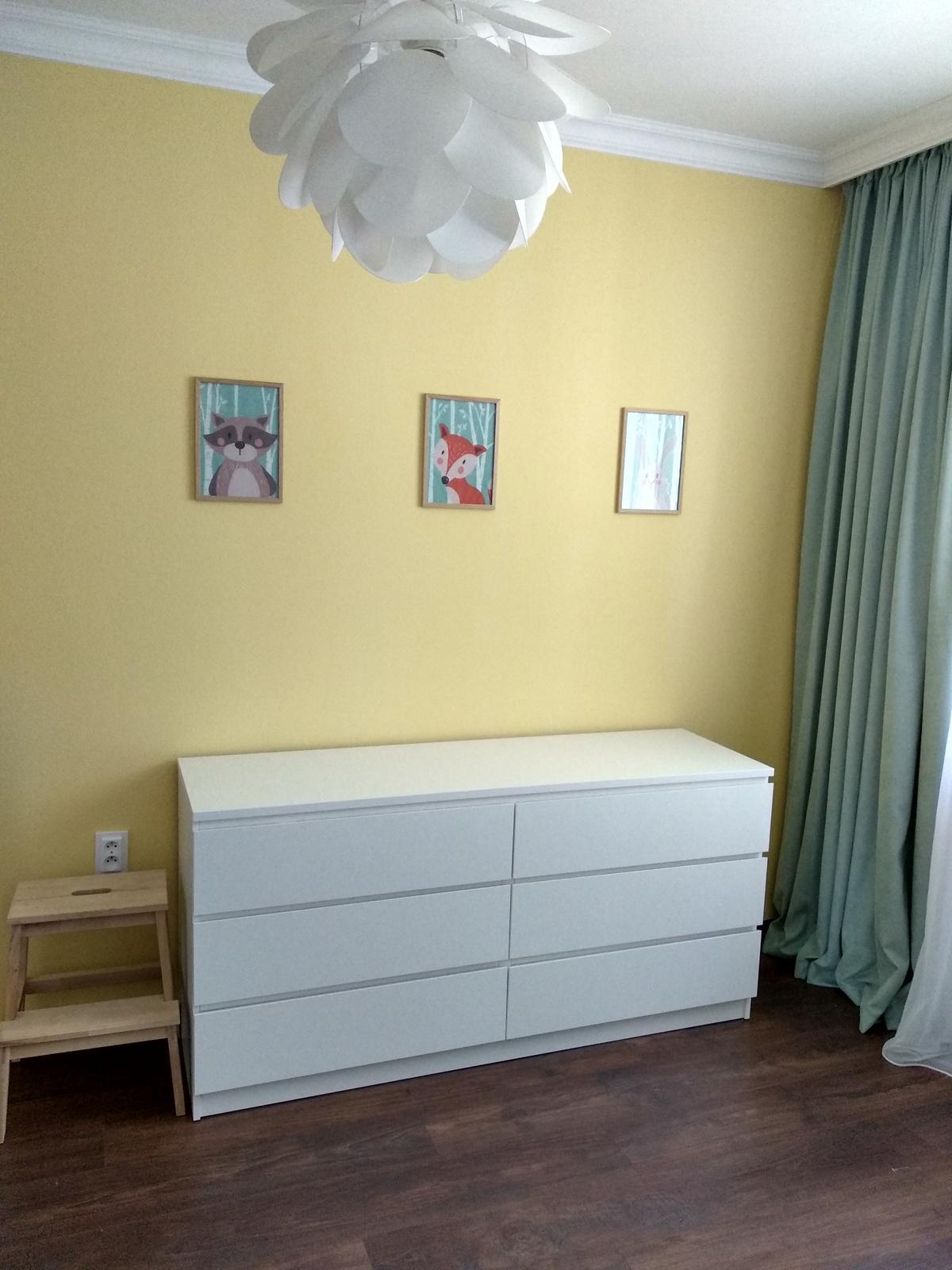 Náš domov :) - Detská izba v procese 😊❤️