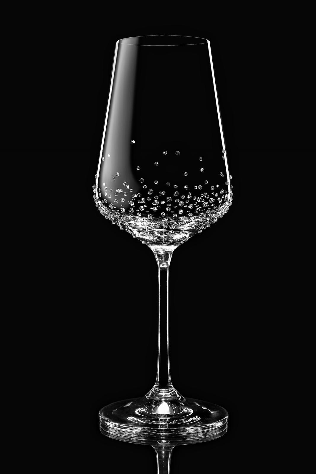 Swarovske luxusné BOHEMIAN poháre - Obrázok č. 1