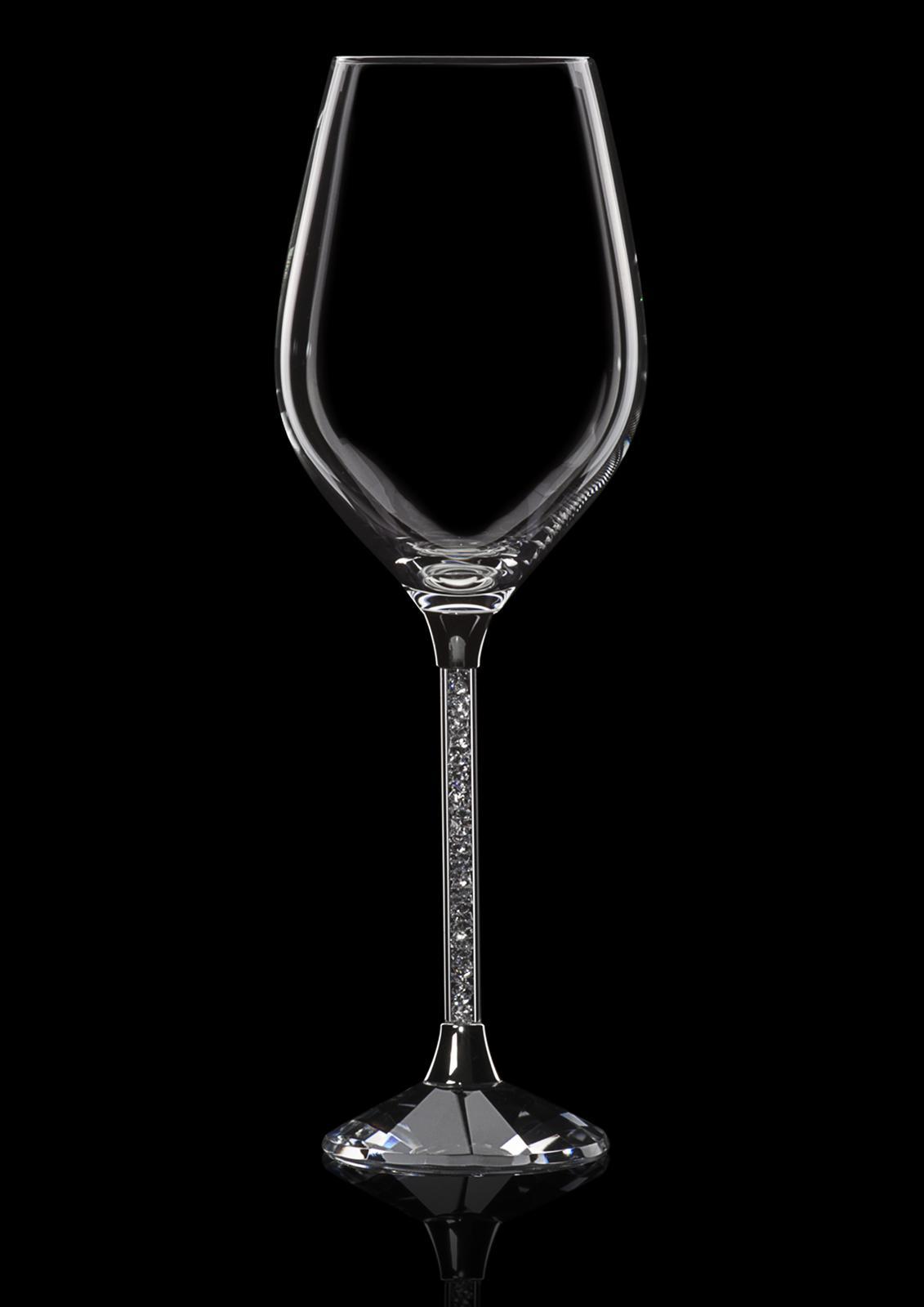 Swarovske luxusné BOHEMIAN poháre - Obrázok č. 3
