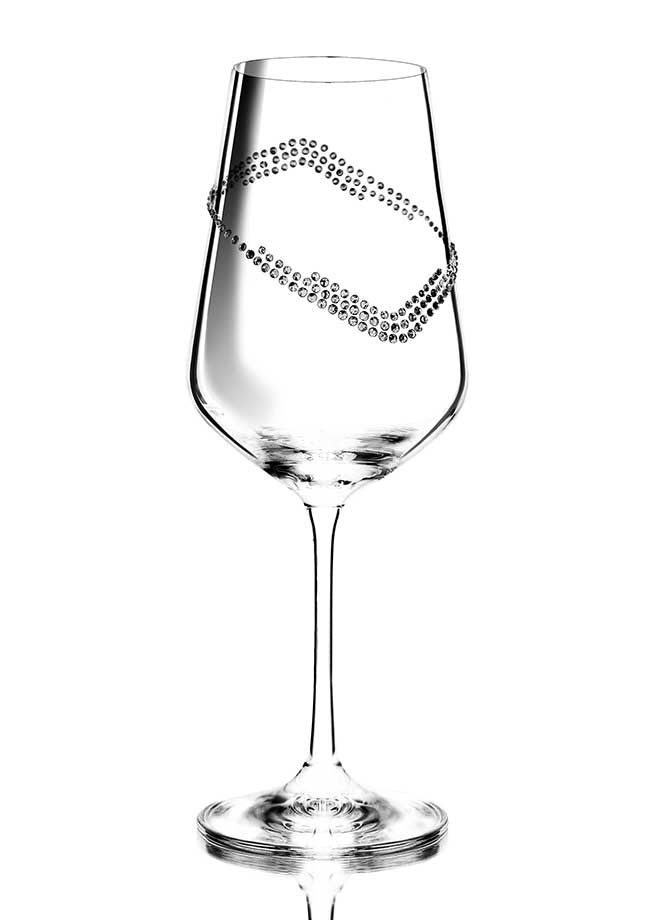 Luxusné BOHEMIAN SWAR.kalichy - Obrázok č. 1