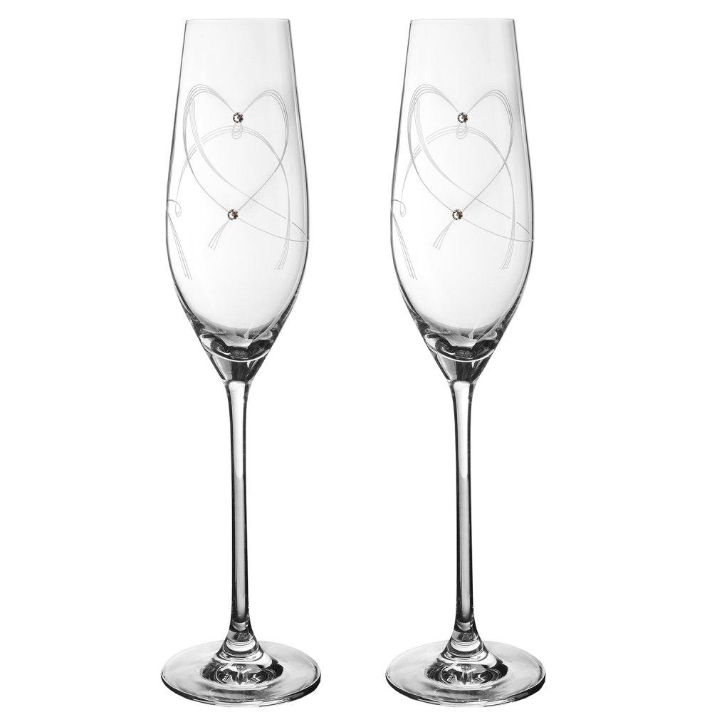 Svadobné poháre so SWAR.kamienkom - Obrázok č. 1