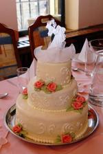 náš dortík...byl moc výborný