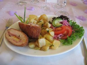 jídlo na oběd
