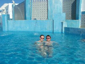 svatební cesta v Tunisku...