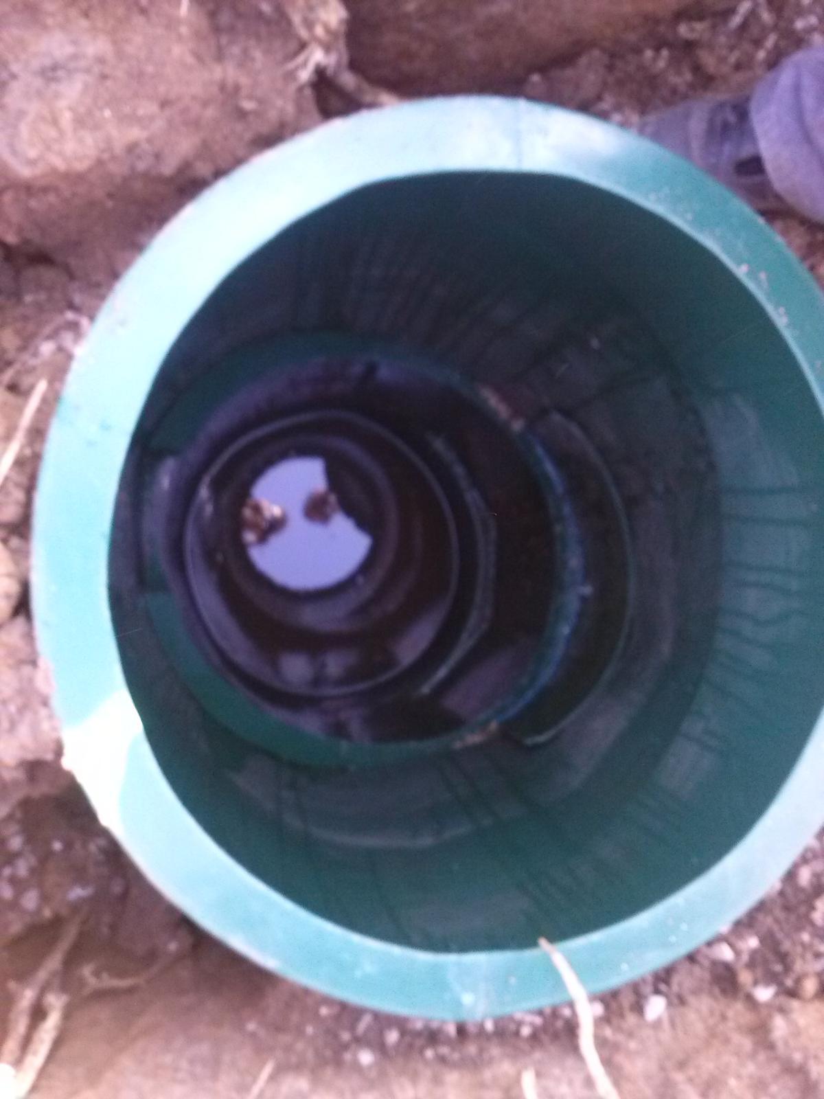 Vitajte u mňa :) - za prvych 12 h. voda v studni kulminovala :D