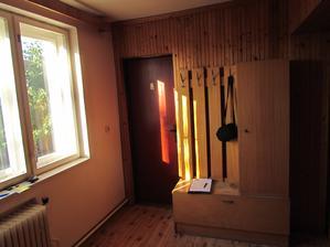 Predsieň a vchod do kúpeľne
