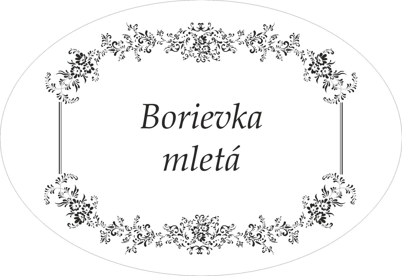 Etikety na koreničky - Obrázok č. 274