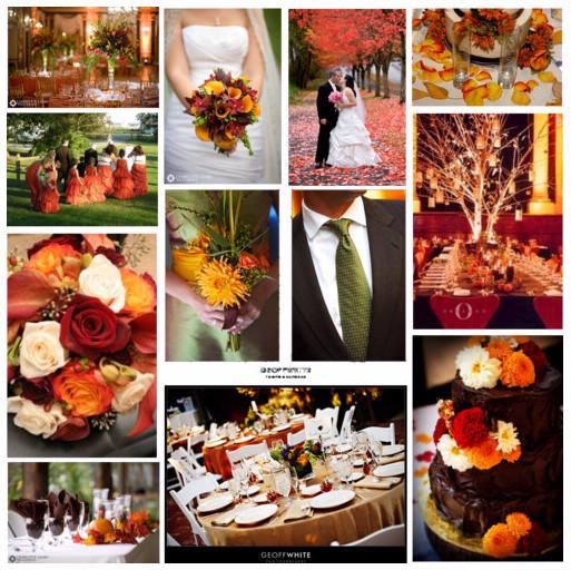Septembrová svadba na tému: Jeseň - Obrázok č. 187