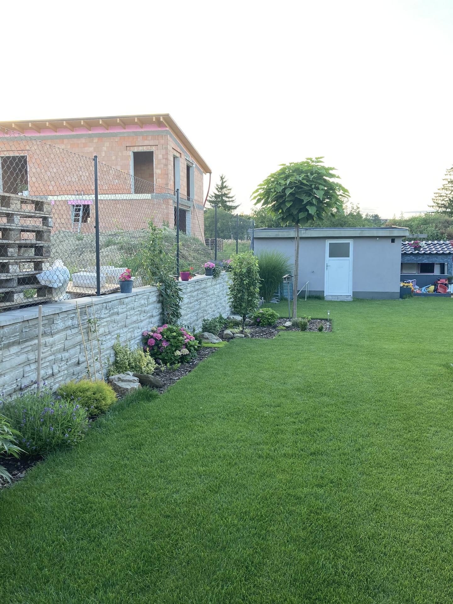 Naše 3 roky stará zahrada 🤩 - Obrázek č. 6