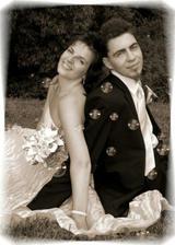 manželé :)