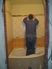 koupelna se rýsuje... podruhéé...