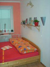 ložnice - pohled II