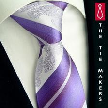 objednaná kravata pro ženicha..bude fešák :)