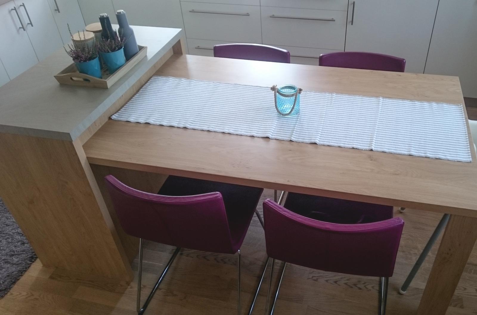 Kožené židle Bernhard IKEA 4ks - Obrázek č. 2