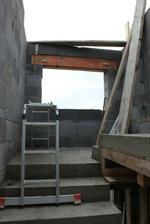 okienko na schodoch