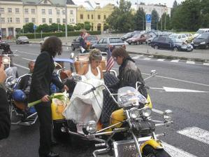 Drahého vášeň - motorky