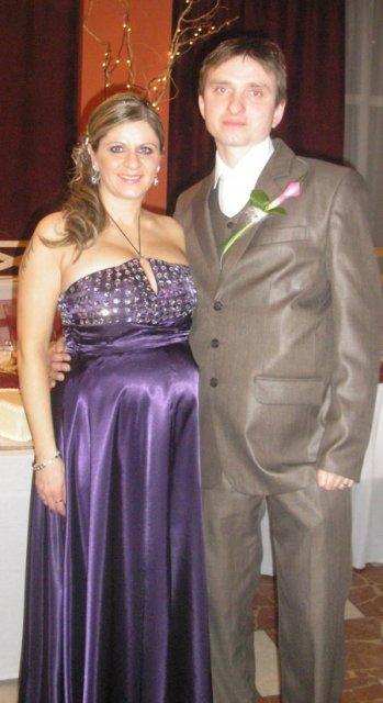 Aďa{{_AND_}}Peter - Ja s bratom na jeho svadbe, som v 7.mesiaci a veľmi sa tešíme