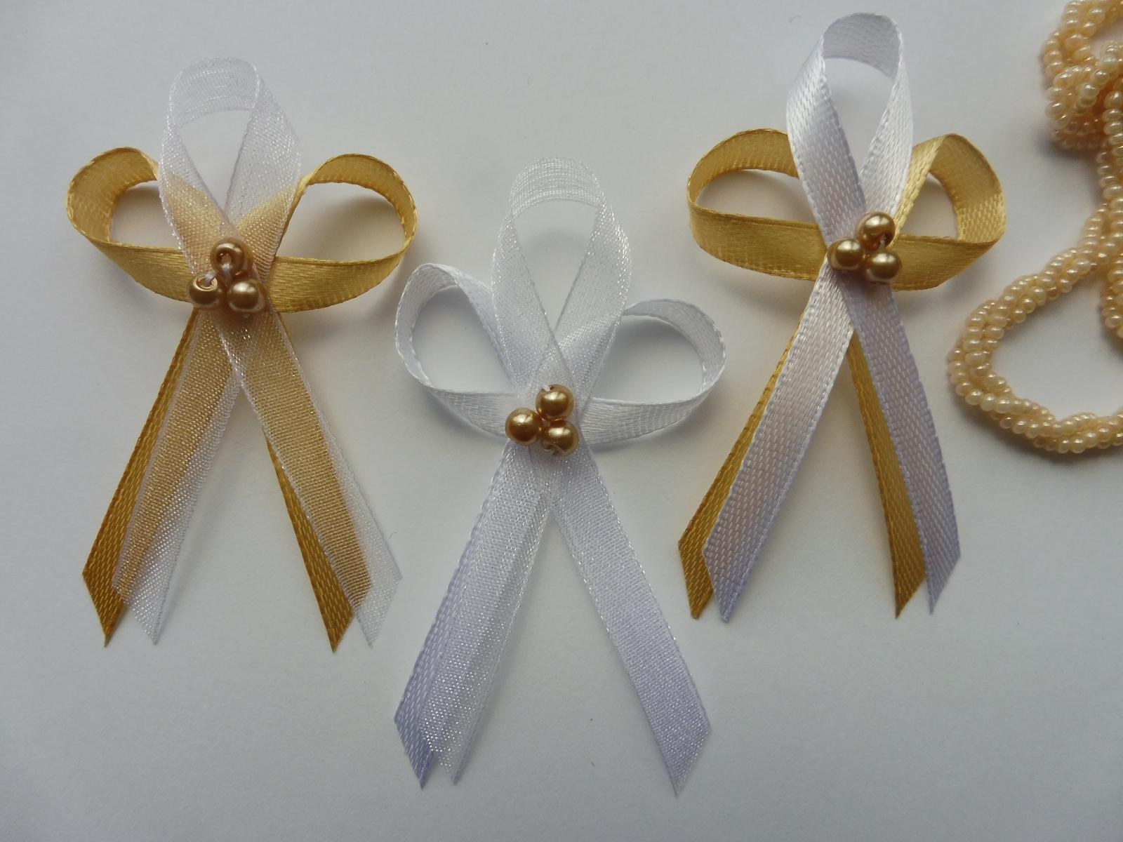 Perličkové svatební vývazky..... - Obrázek č. 6