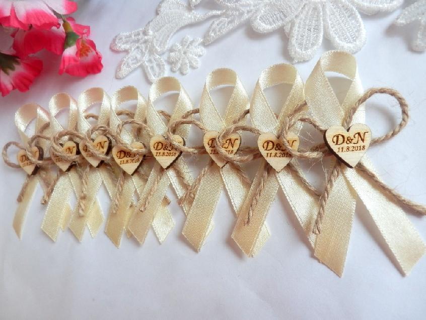 Svatební vývazky, podvazky, polštářky, náramky... - Obrázek č. 45