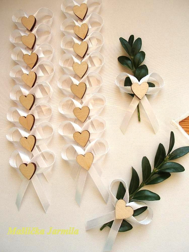 Svatební vývazky, podvazky, polštářky, náramky... - Obrázek č. 102