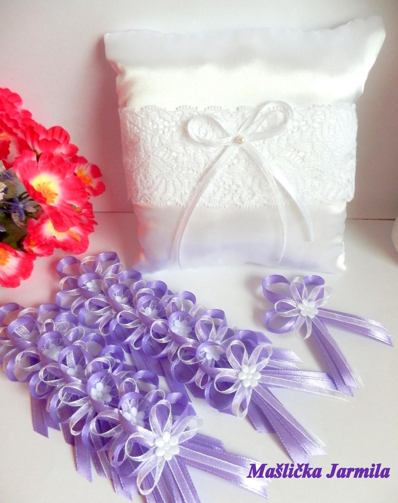 Sada na svatbu v levandulové - Obrázek č. 5