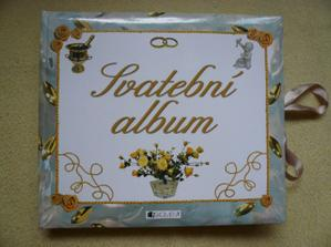 naše svatební album