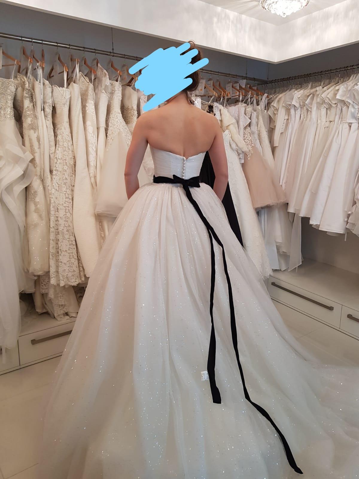 Svadobné šaty Justin Alexander - Obrázok č. 3