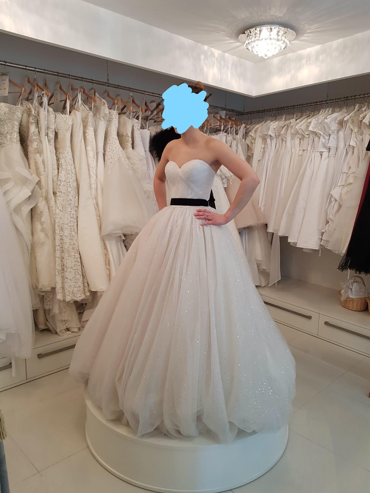 Svadobné šaty Justin Alexander - Obrázok č. 4