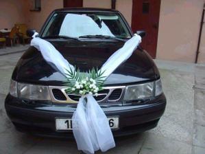 to na auto pro ženicha