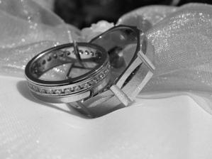 naše prstýnky :-))
